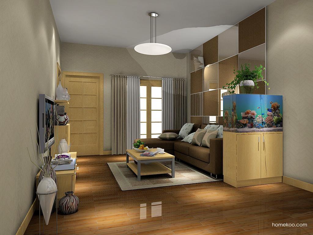 新实用主义客厅家具D1277