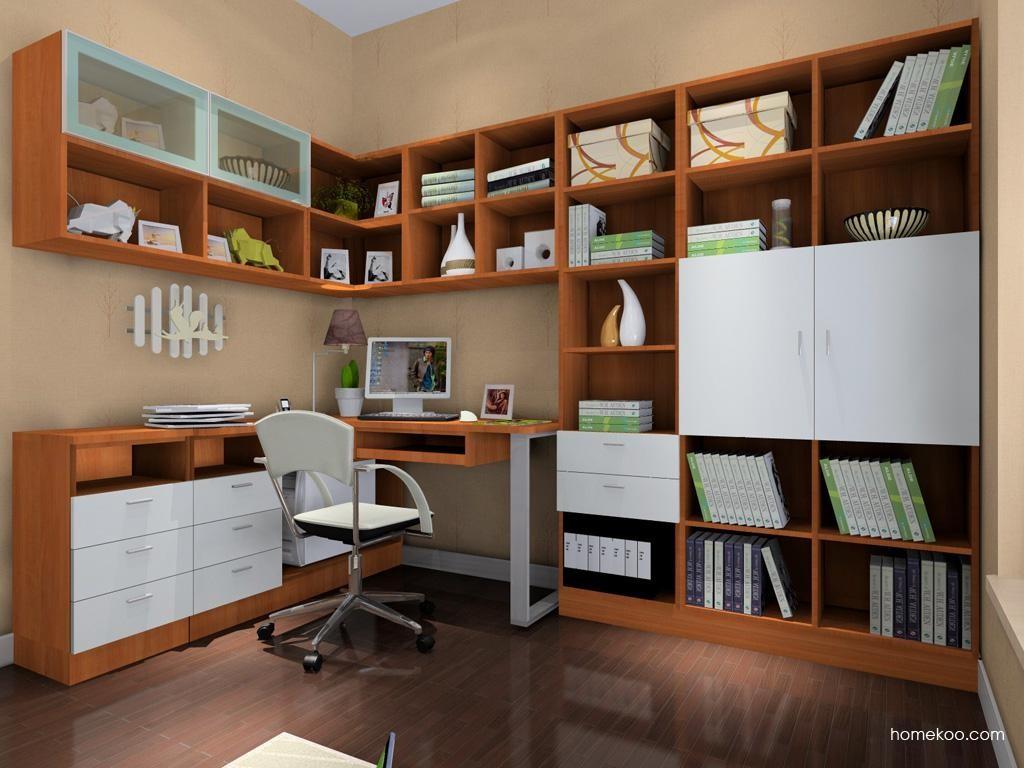 新实用主义书房家具C4138