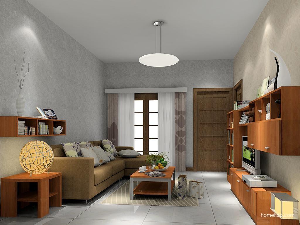 新实用主义客厅家具D1279