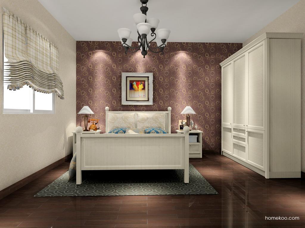 英伦印象卧房家具A7013