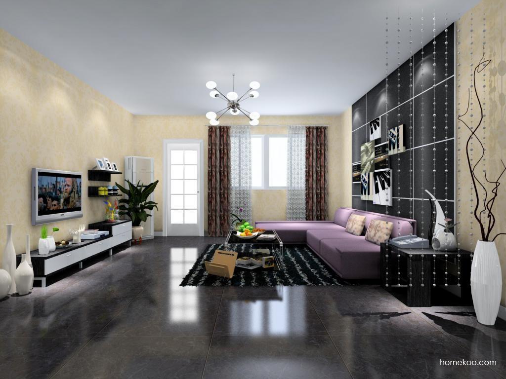 简约主义客厅家具D1299