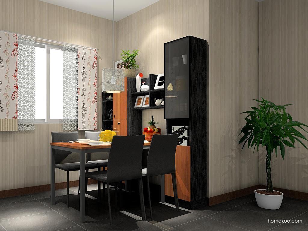德国森林餐厅家具E1532