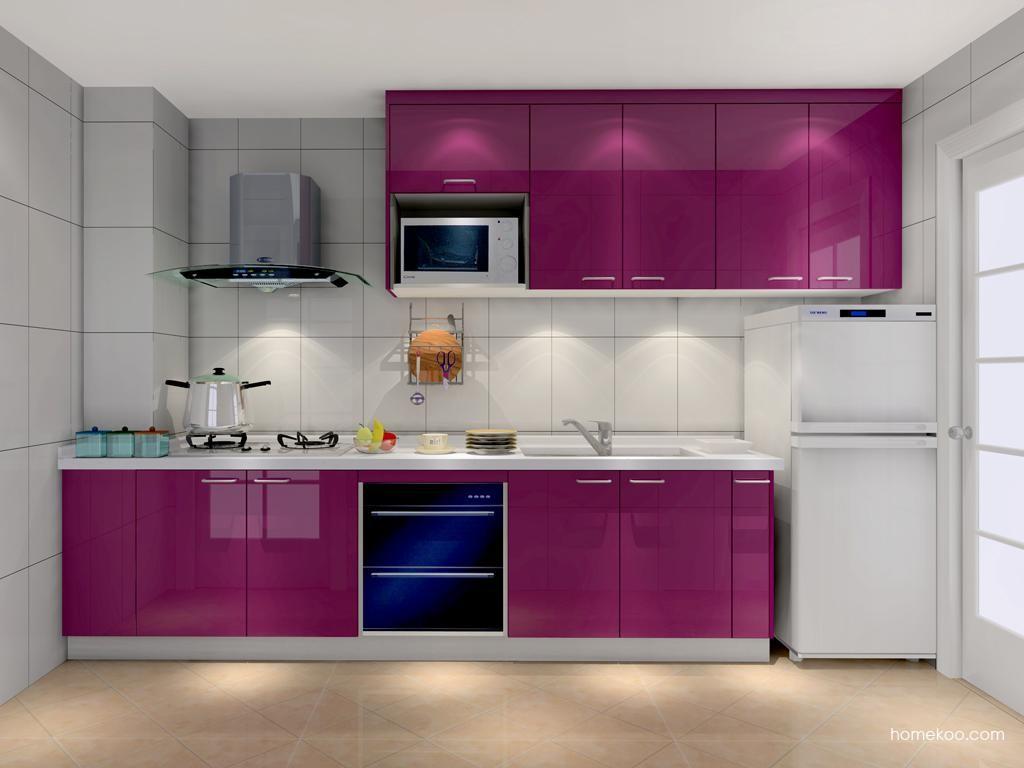 紫晶魅影橱柜F6917