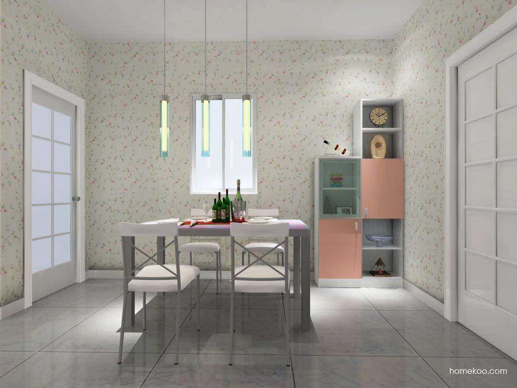 浪漫主义餐厅家具E1537