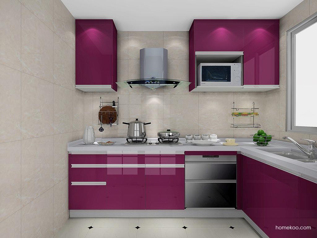 紫晶魅影橱柜F6939