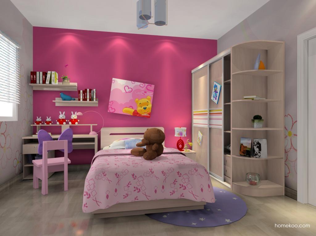 女孩的梦青少年房B6865