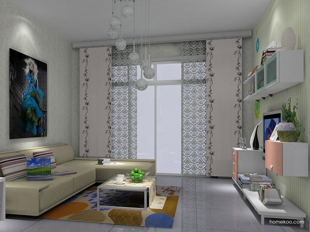 浪漫主义客厅家具D1324