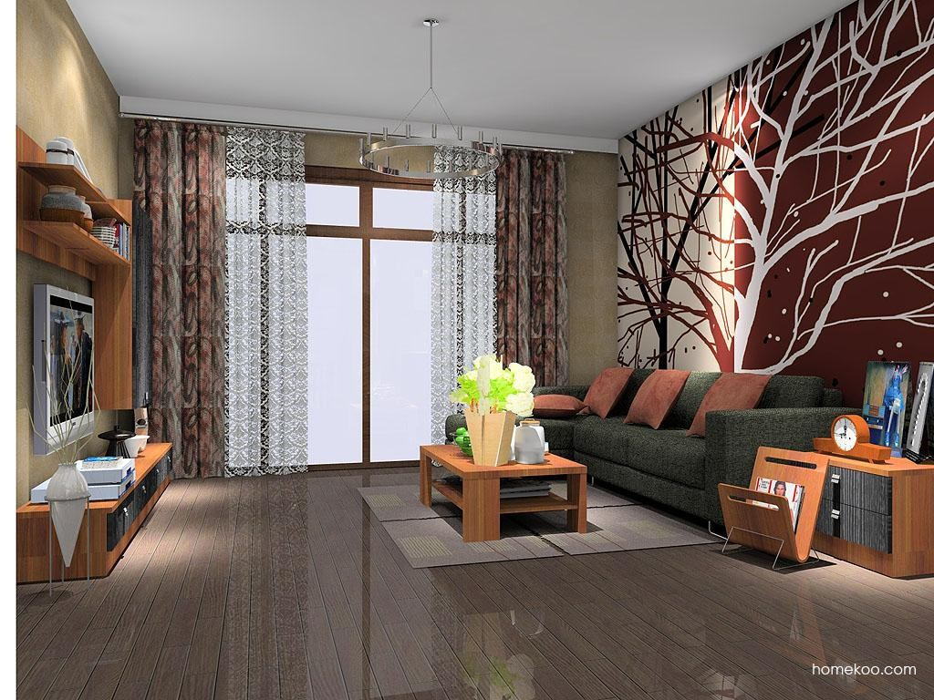 德国森林客厅家具D1325