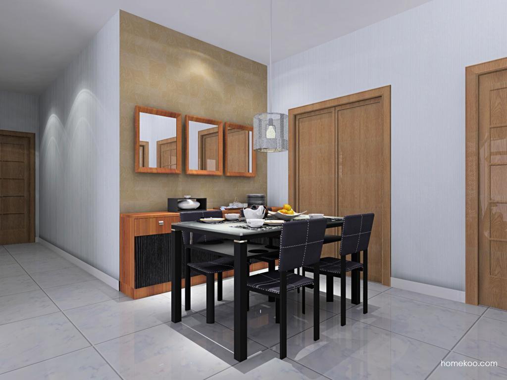 德国森林餐厅家具E1563