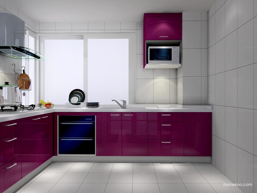 紫晶魅影橱柜F6958