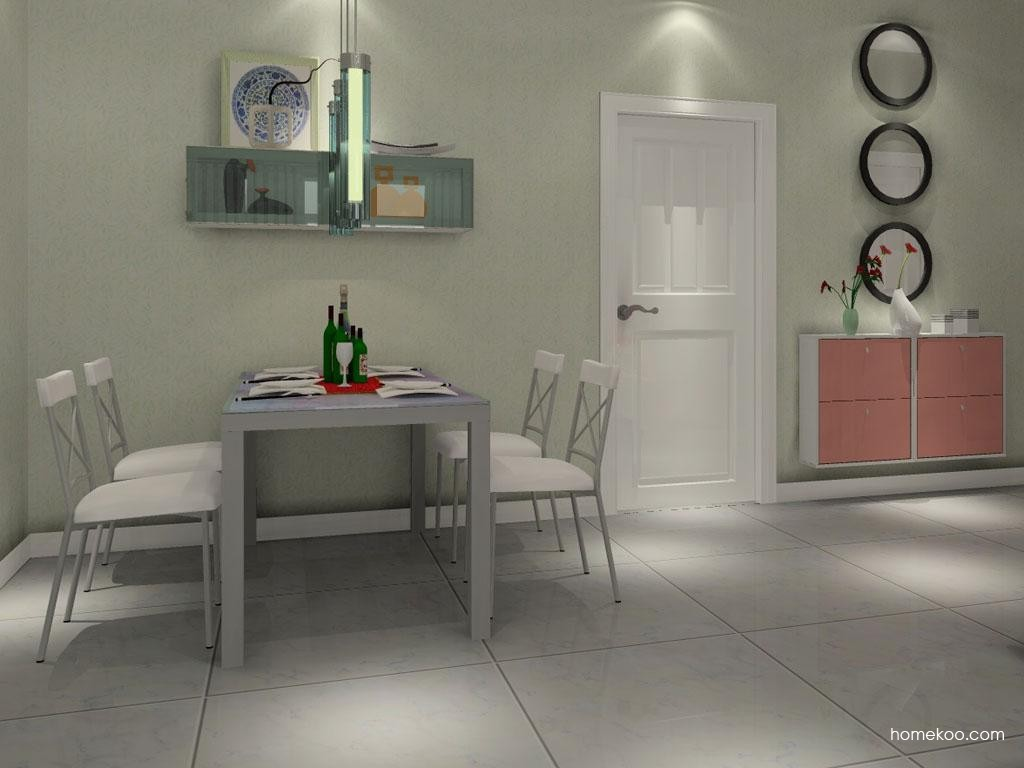 浪漫主义餐厅家具E1568