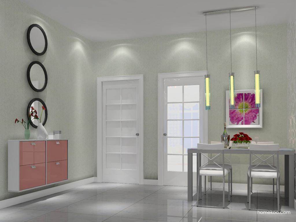 浪漫主义餐厅家具E1572
