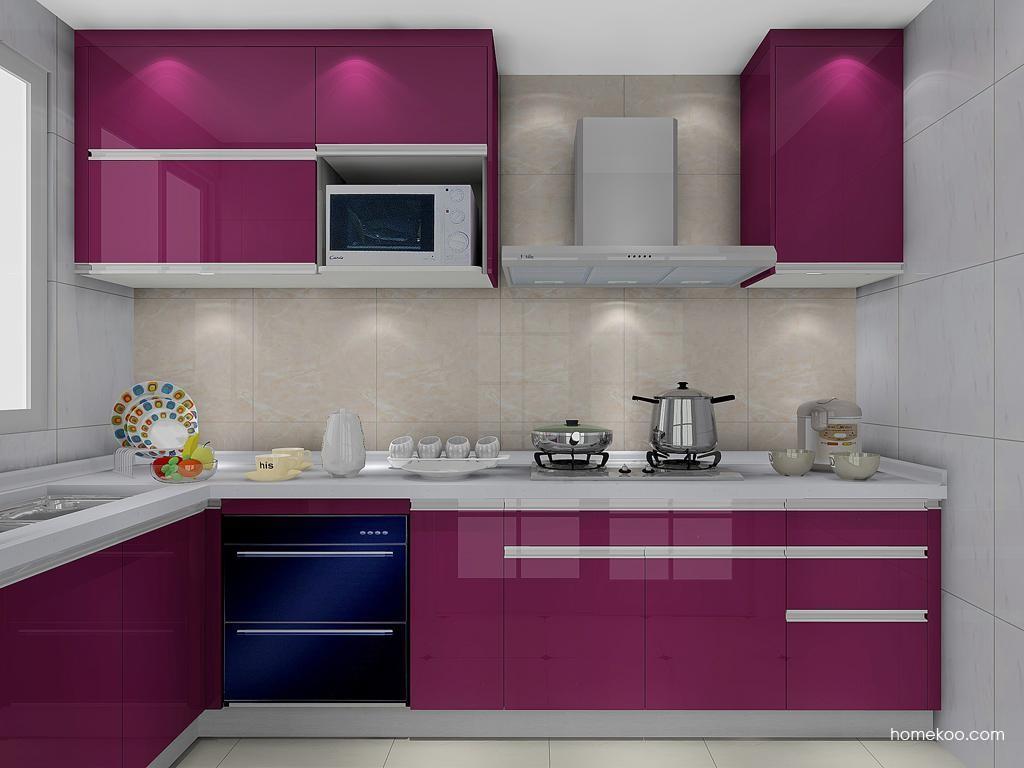 紫晶魅影橱柜F6987