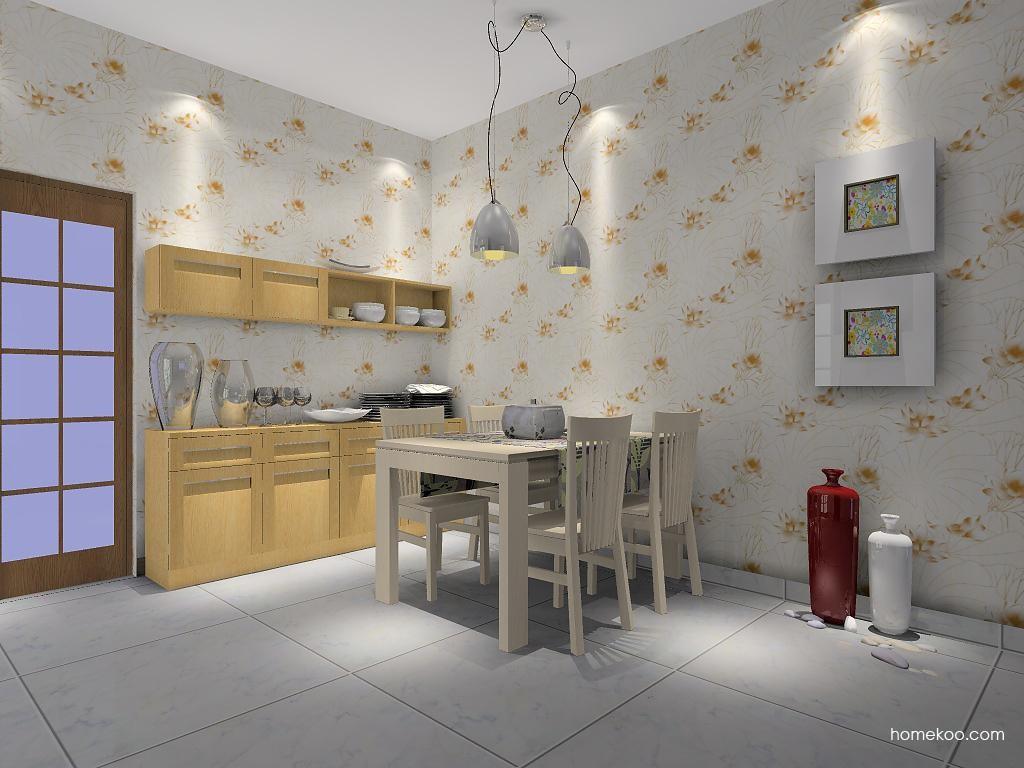 丹麦本色餐厅家具E1570