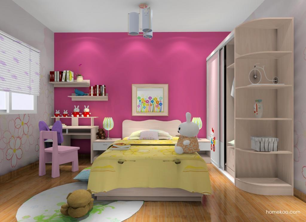 女孩的梦青少年房B6886
