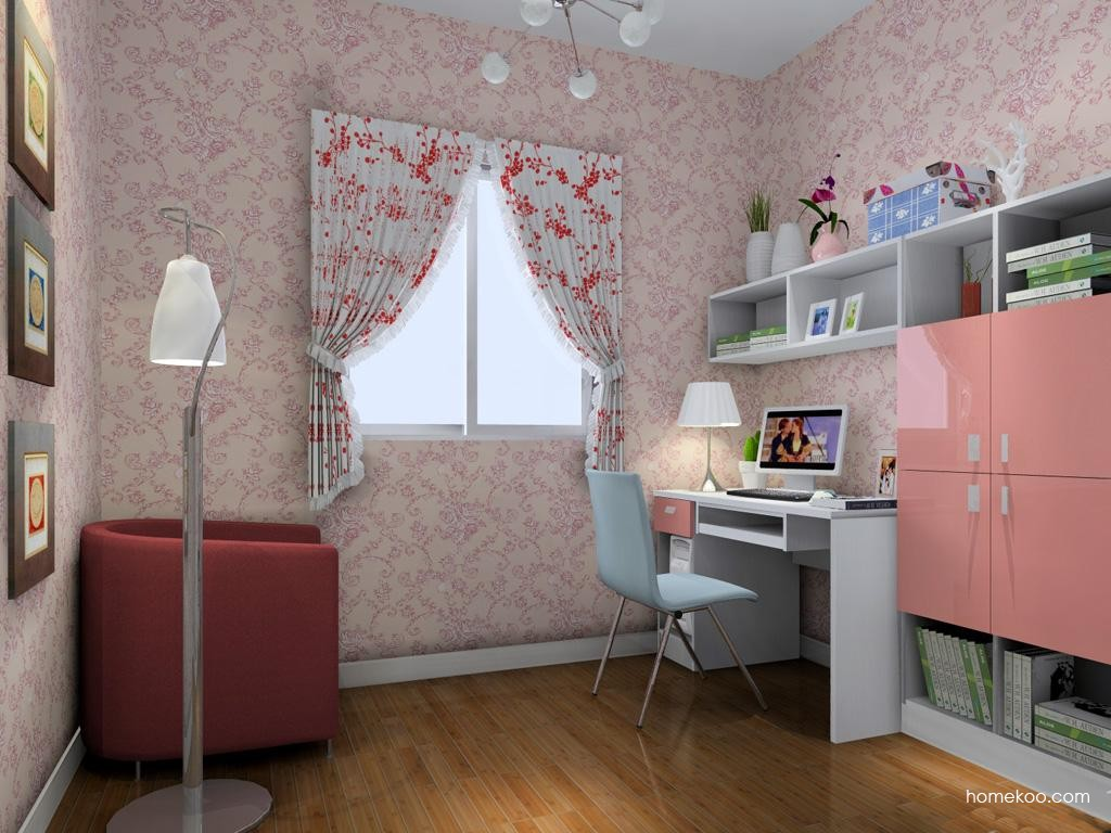 浪漫主义书房家具C4151