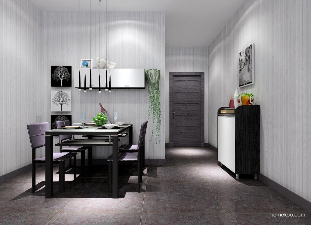 简约主义餐厅家具E1586