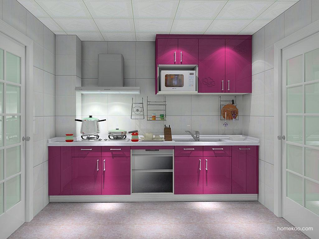 紫晶魅影橱柜F7012