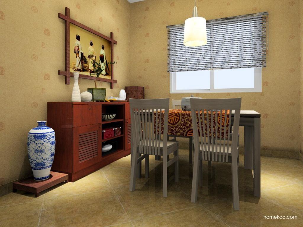 新中式主义家具E1579