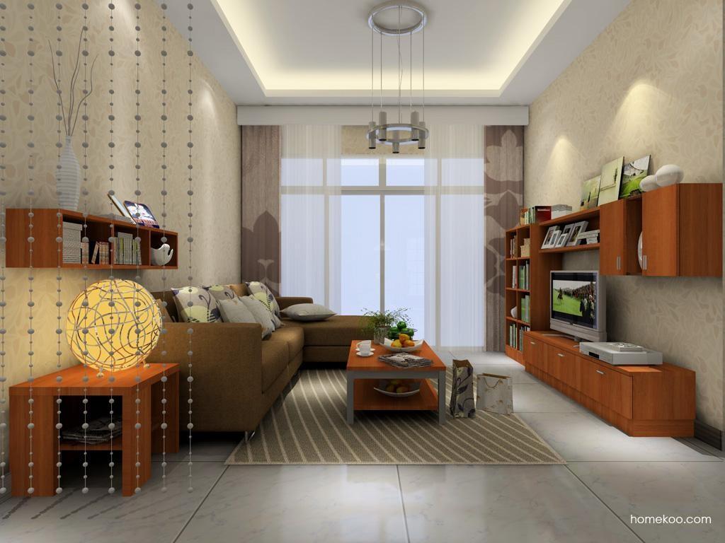 新实用主义客厅家具D1362