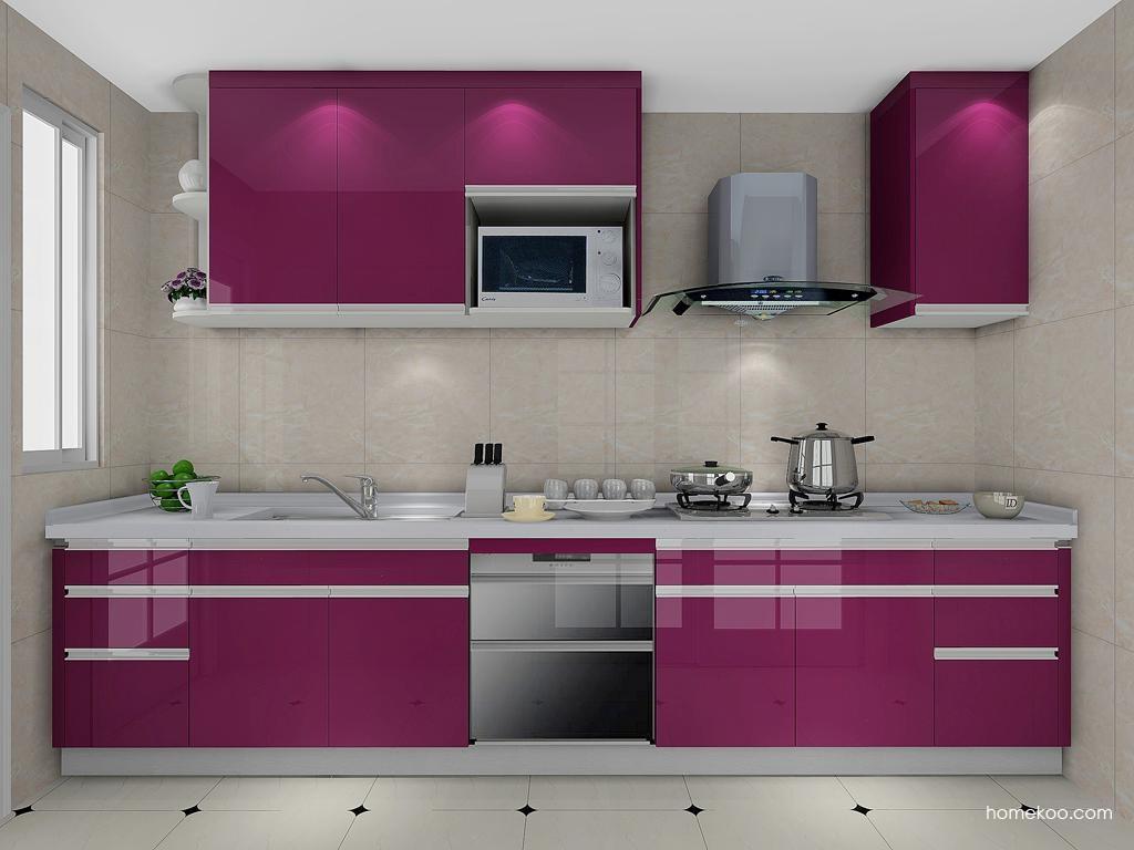 紫晶魅影橱柜F7024