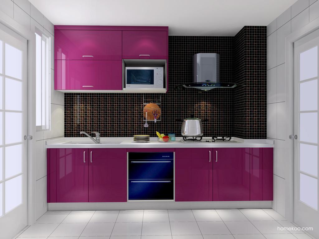 紫晶魅影橱柜F7030