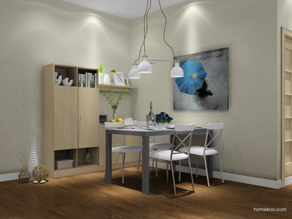 新实用主义餐厅家具E1605