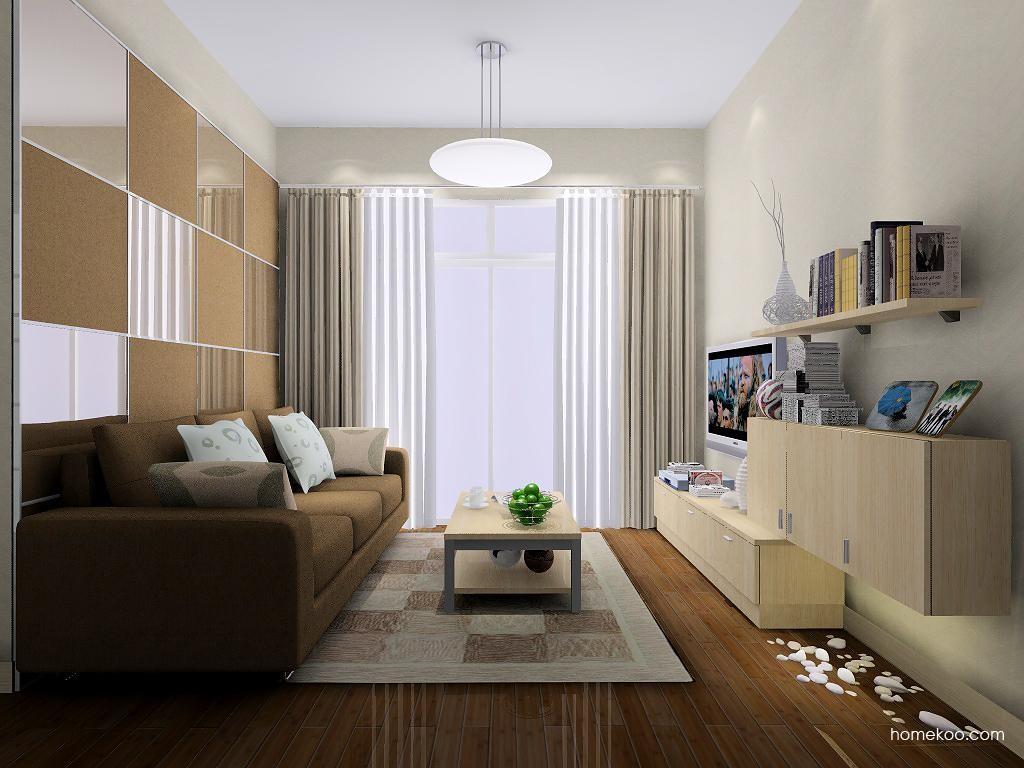 新实用主义客厅家具D1367