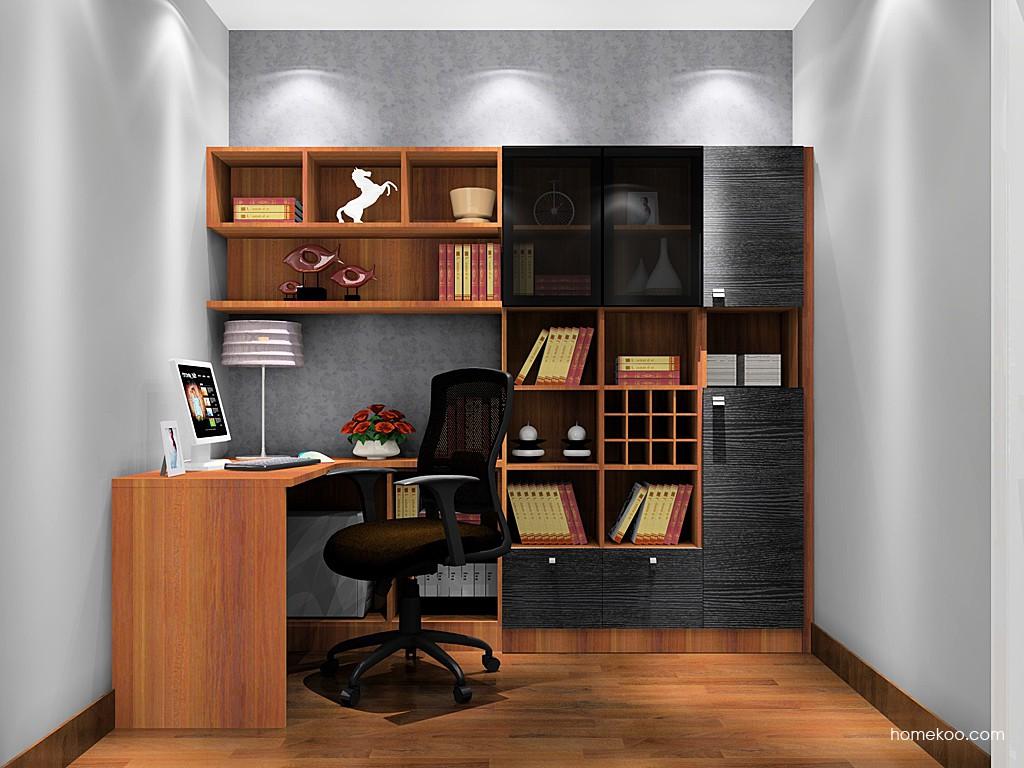 德国森林书房家具C4161