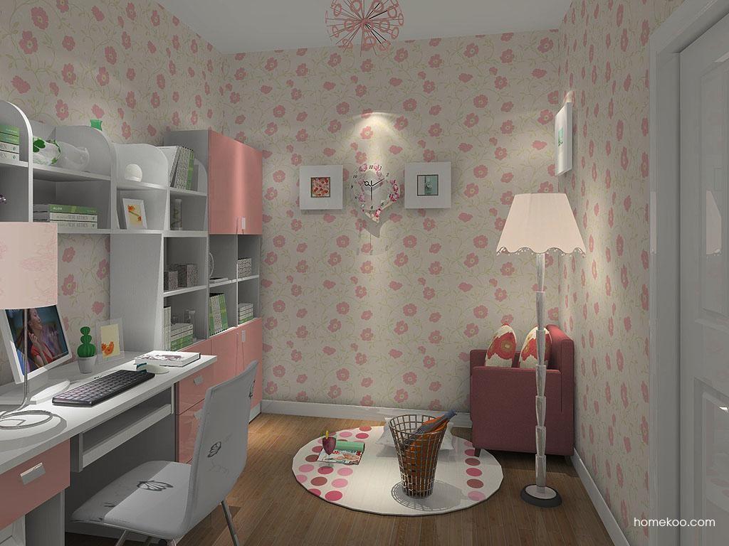浪漫主义书房家具C4169