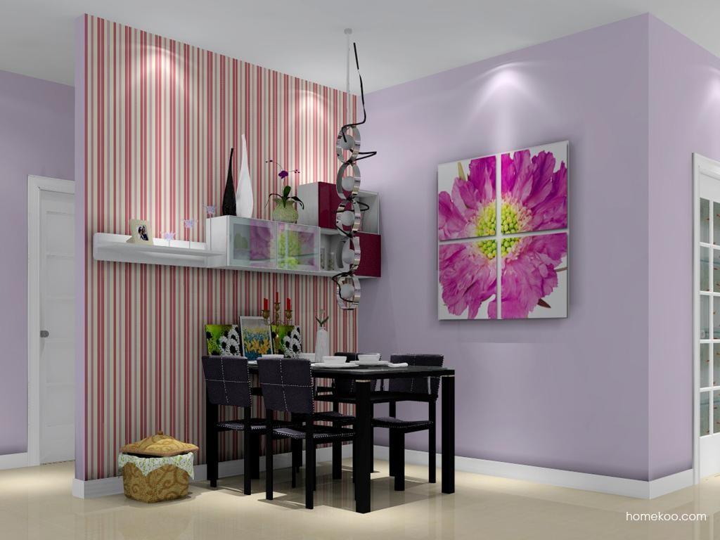 浪漫主义餐厅家具E1624