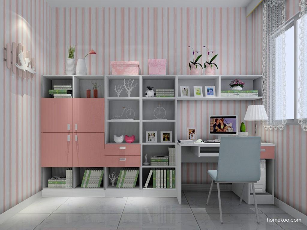 浪漫主义书房家具C4171