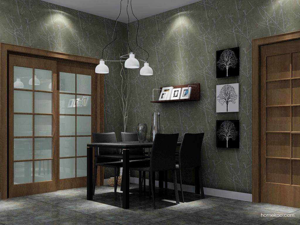 新实用主义餐厅家具E1625