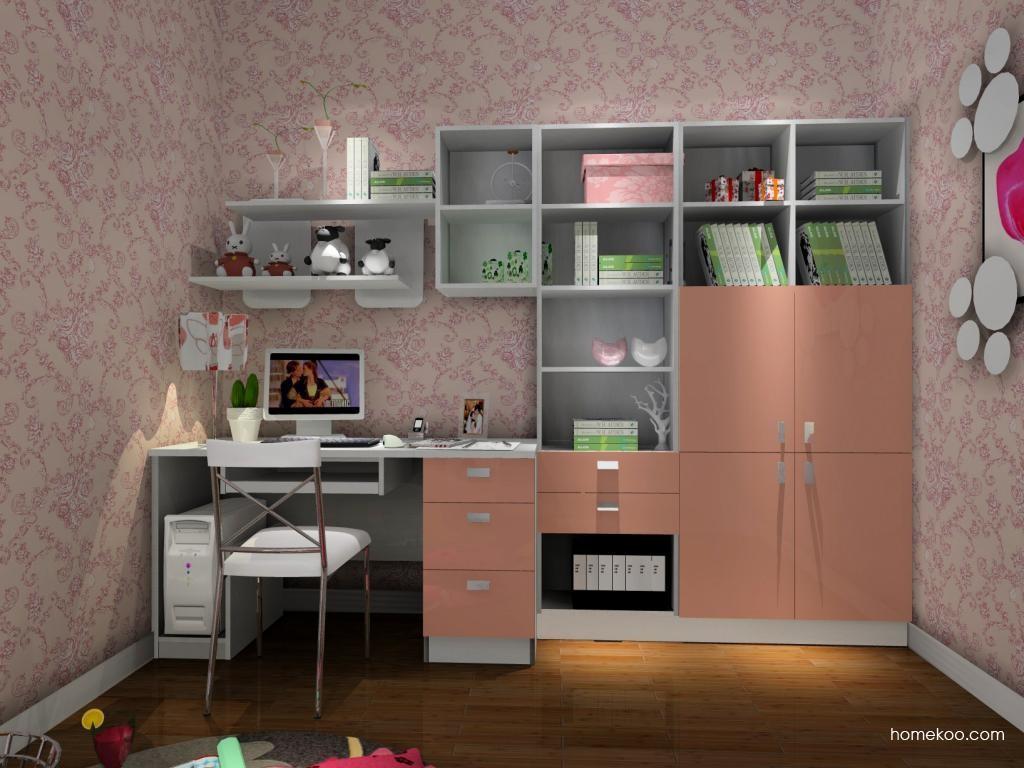 浪漫主义书房家具C4165