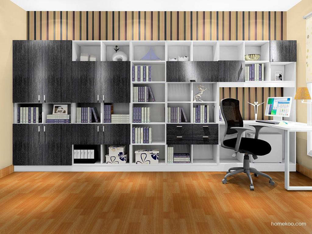 简约主义书房家具C0659