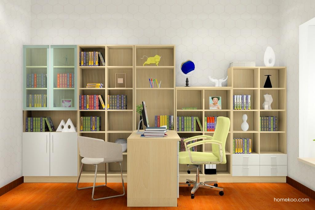 书房家具C0674
