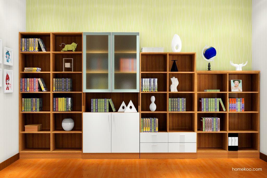 书房家具C0676