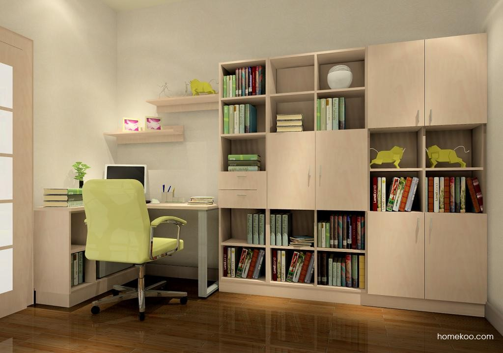 书房家具C0696