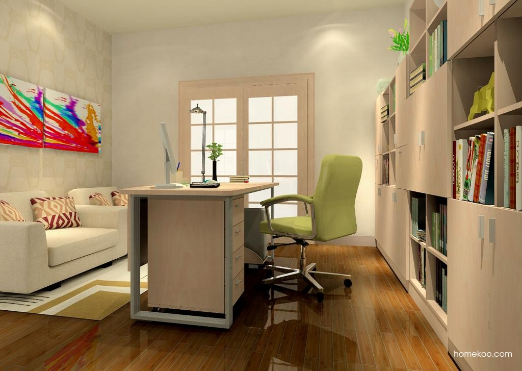 书房家具C0697