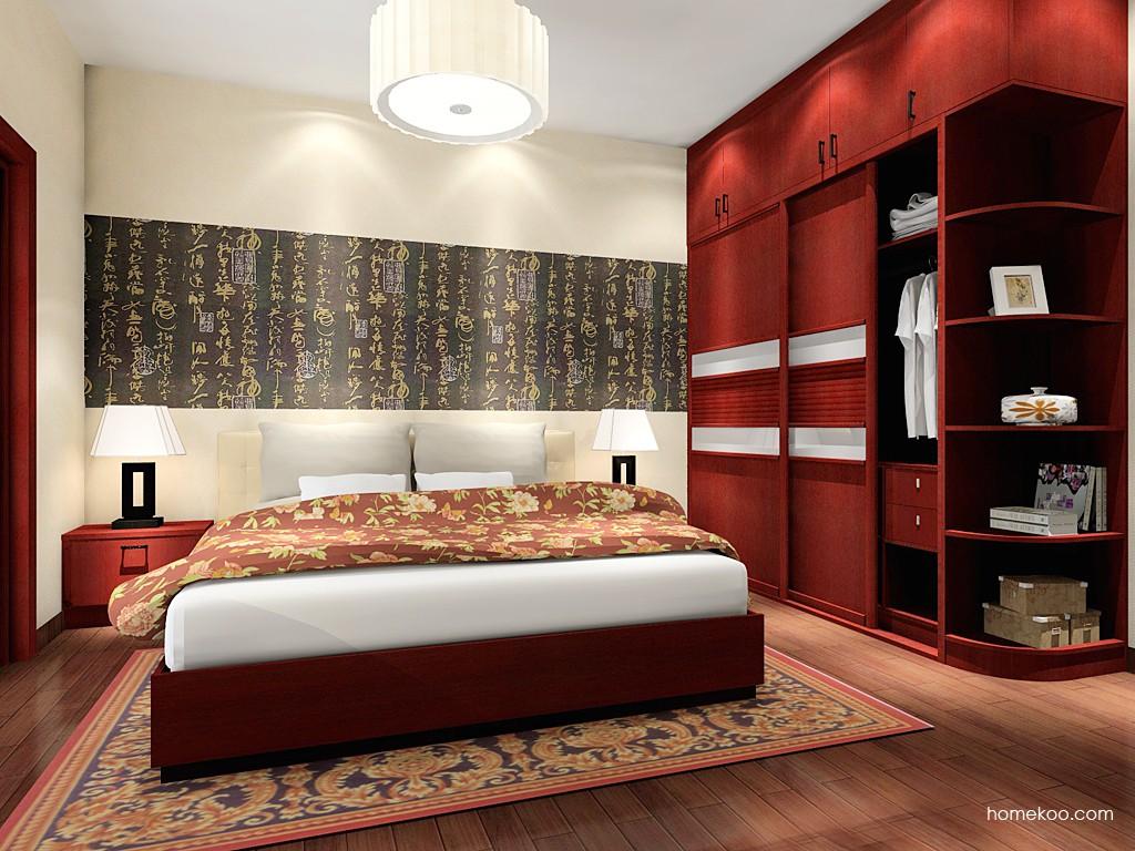 中国韵卧房家具A7085