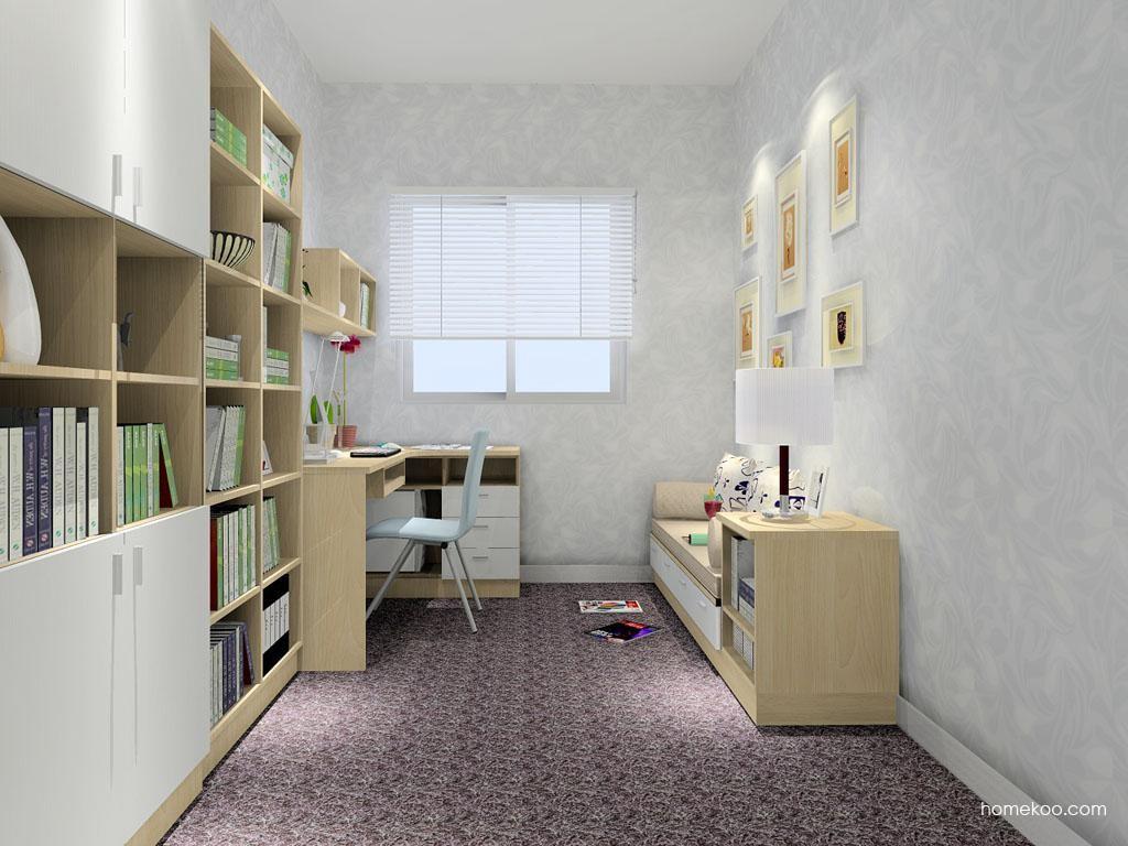新实用主义书房家具C4173