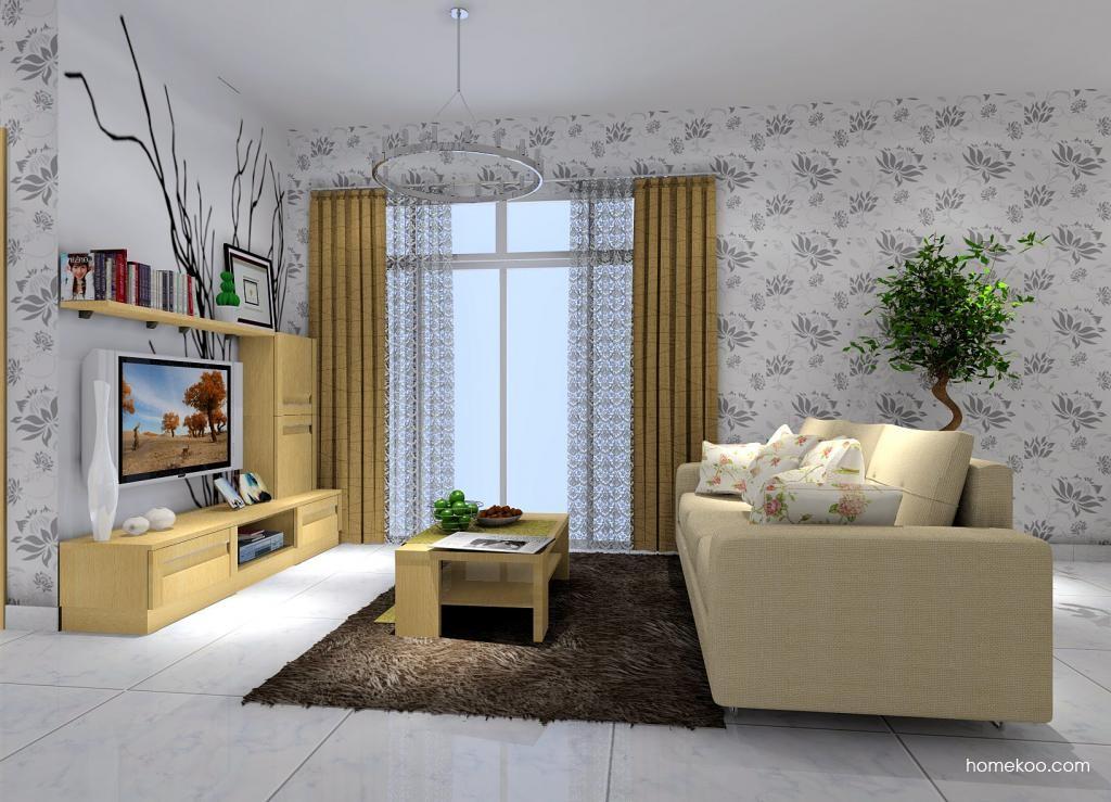 丹麦本色家具D1407