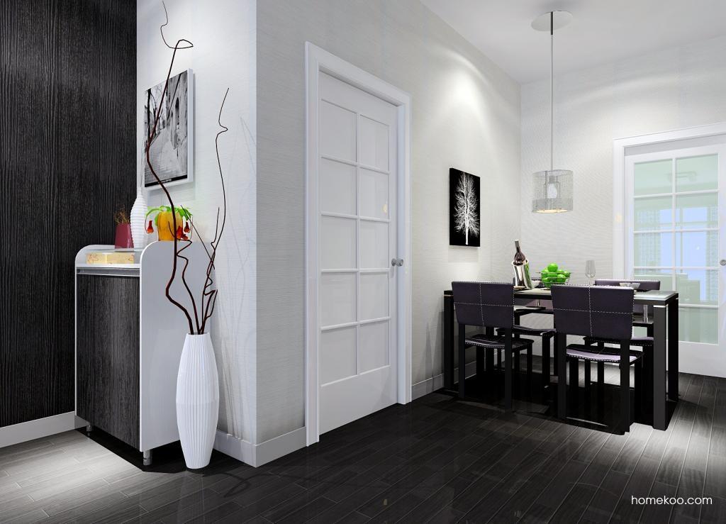 简约主义餐厅家具E1638