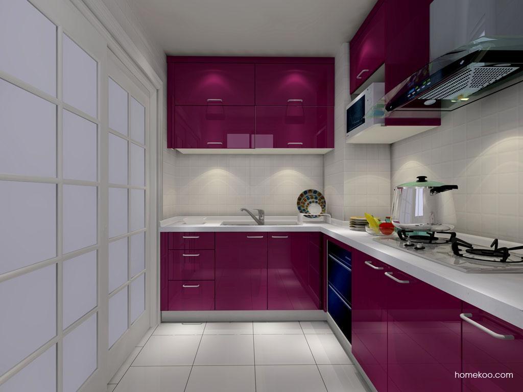 紫晶魅影橱柜F7071