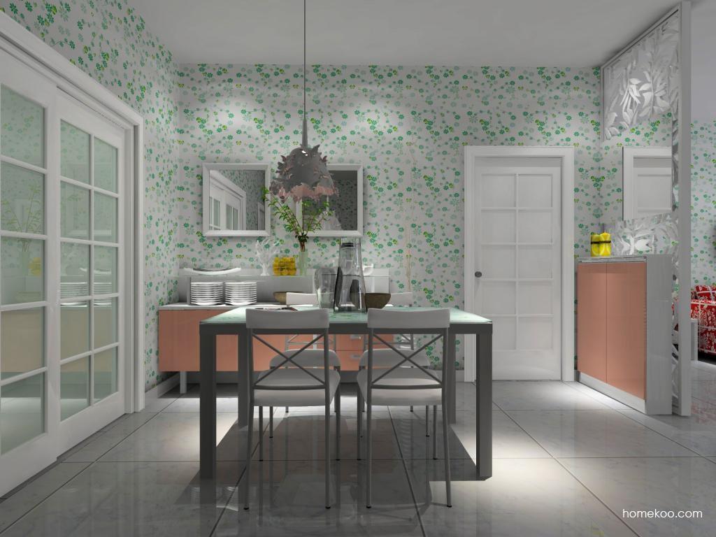 浪漫主义餐厅家具E1640