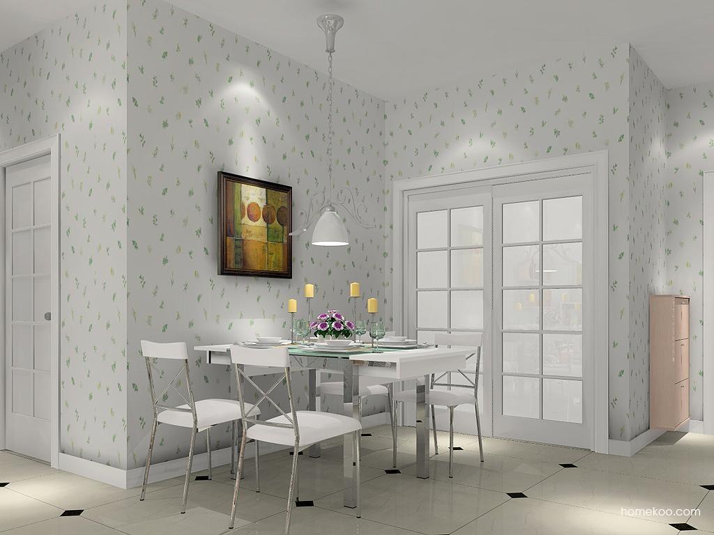 浪漫主义餐厅家具E1632