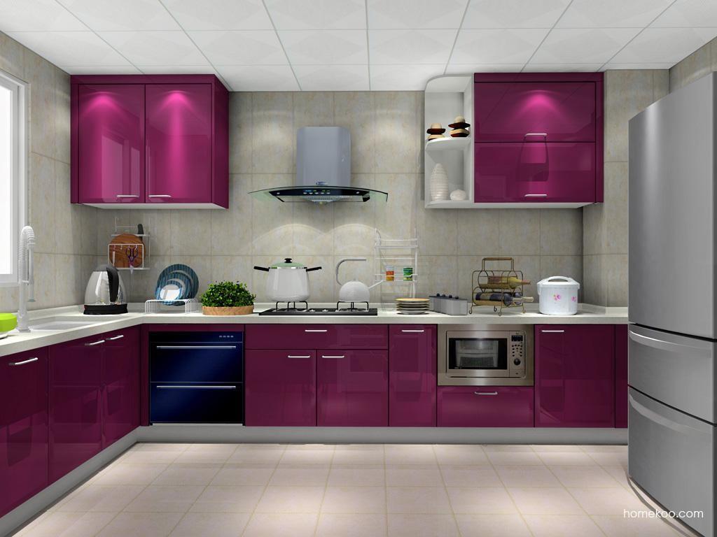 紫晶魅影橱柜F7090