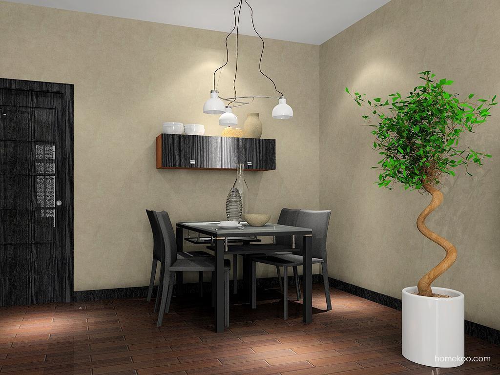 德国森林餐厅家具E1654