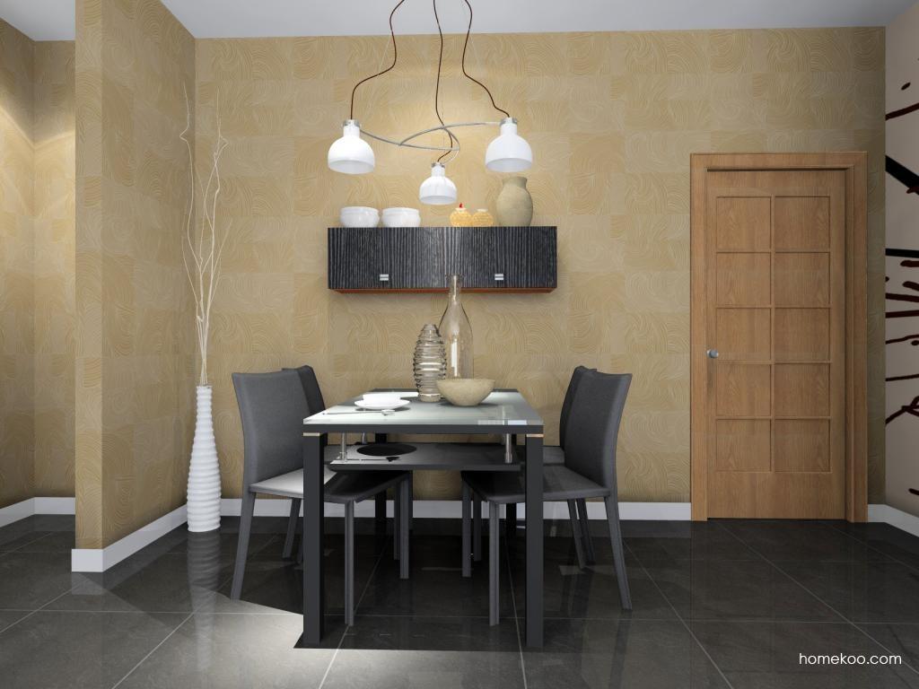 德国森林餐厅家具E1653