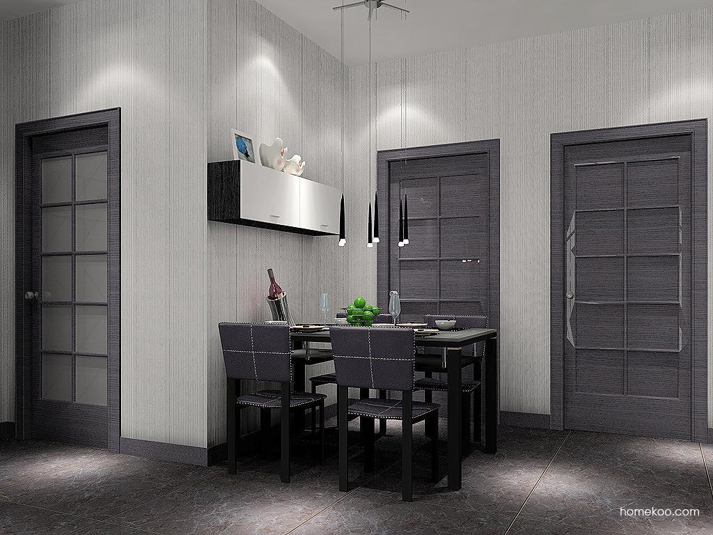 简约主义餐厅家具E1656